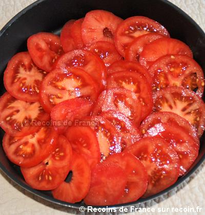 Clafoutis aux tomates