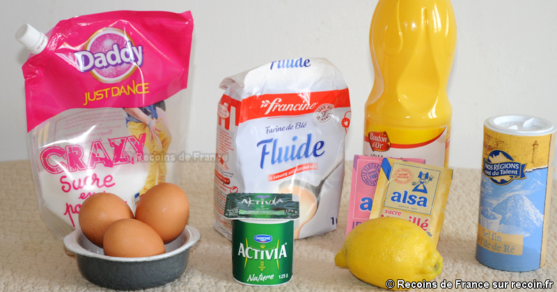G�teau au yaourt