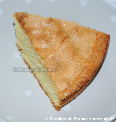 Gâteau des marais