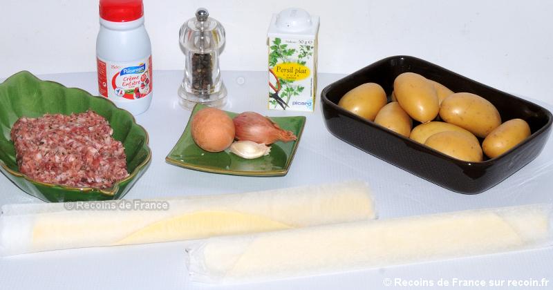 Pâté du Limousin aux pommes de terre