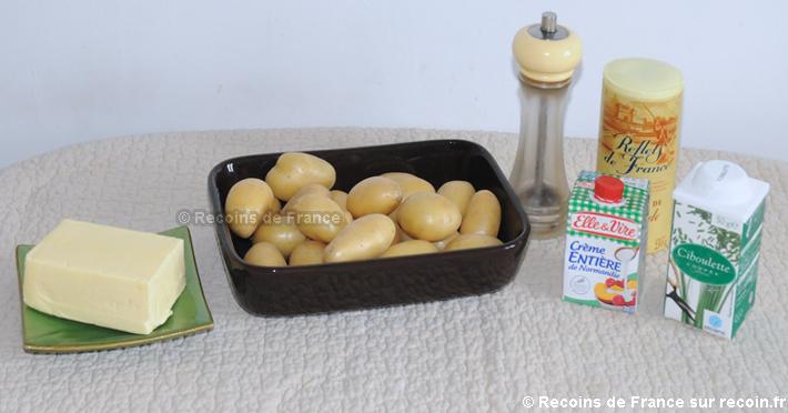 Pomme de terre Grenaille