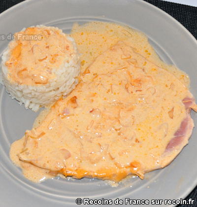 Saupiquet de jambon