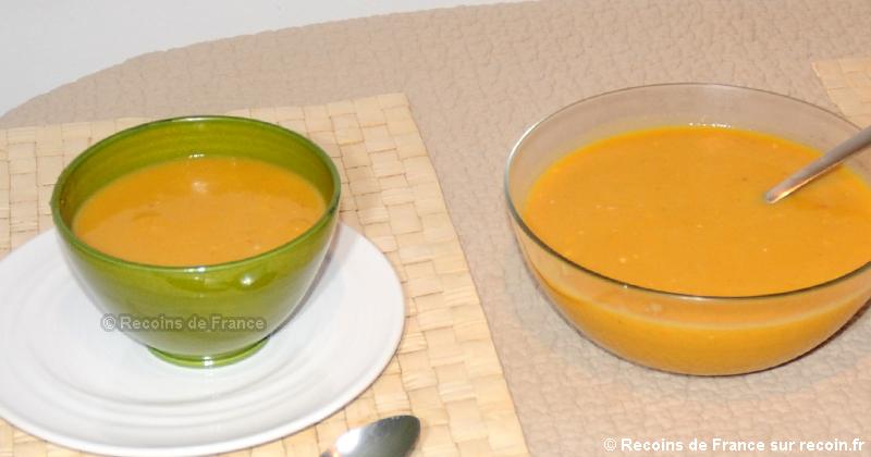 Soupe au thym