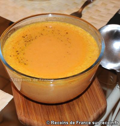 Soupe de Courge