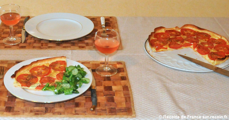 Tarte au Cantal