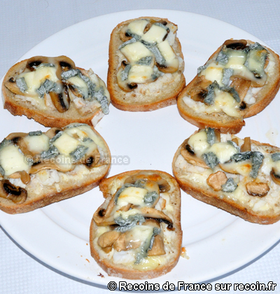 Tartines solognotes