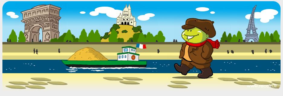 Tourisme Ile de France >> Balade Ile de France, randonnée Ile de France et promenade Ile de France.