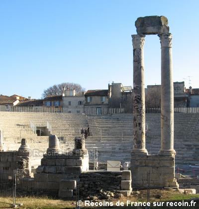 Arènes d'Arles
