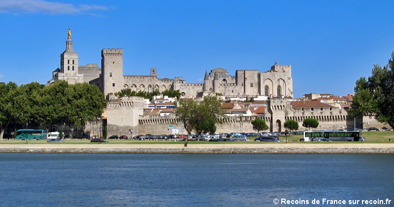 Cité des papes d'Avignon