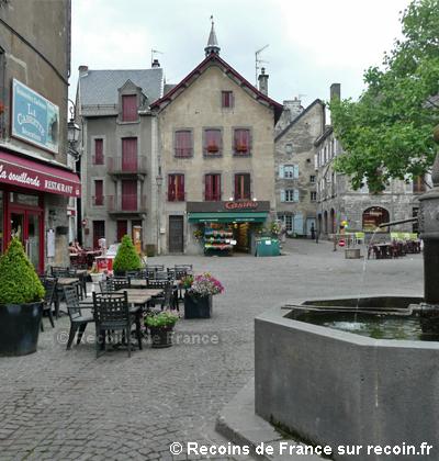 Cité médiévale de Besse
