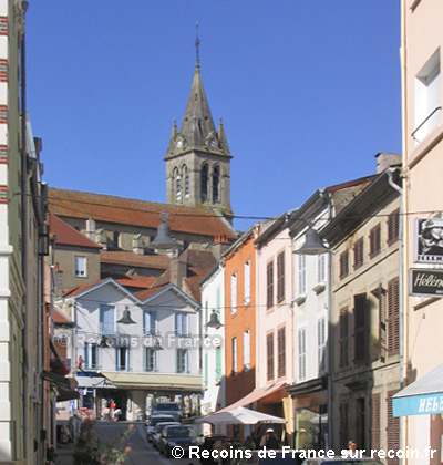 Ville thermale de Bourbonne les Bains