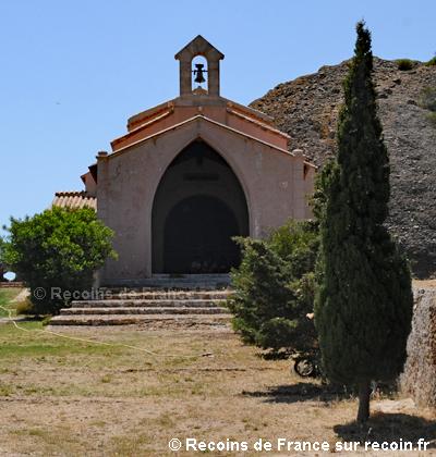 Calanque de Figuerolles