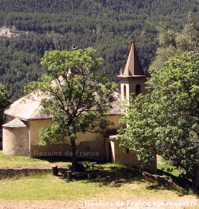 Cascade St Benoît