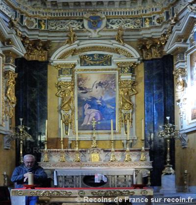 Cathédrale Sainte Réparate de Nice