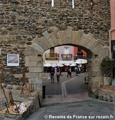 Centre ancien de Collioure