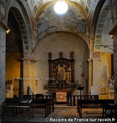 Chapelle Notre Dame d'Aubune