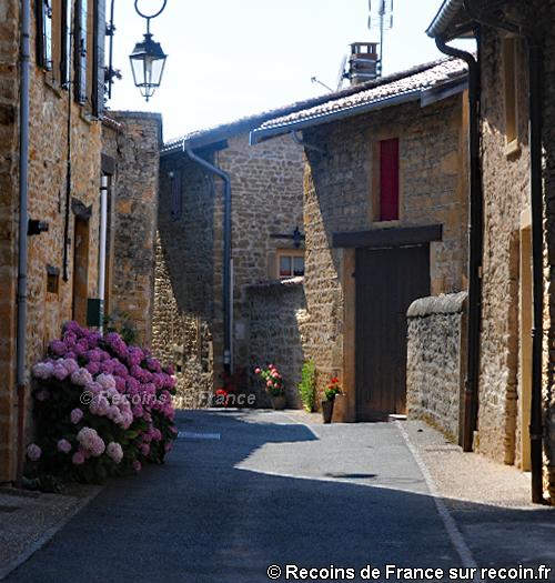 Châtillon d'Azergues
