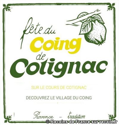 Cours Gambetta de Cotignac
