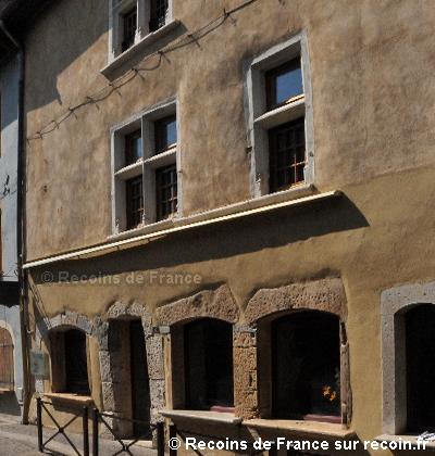 Cité médiévale de Crémieu