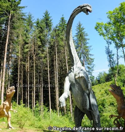 Dino Zoo parc des dinosaures