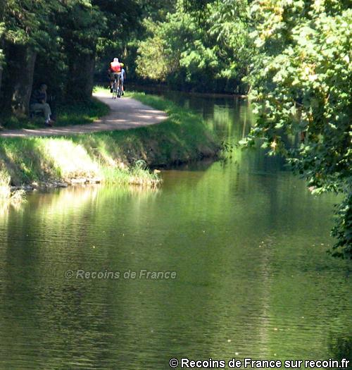 Epinal Bouzey à vélo