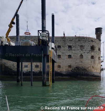 Fort Boyard île d'Aix