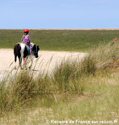 Dunes de Fort Mahon plage