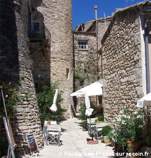 Cité médiévale de Gordes