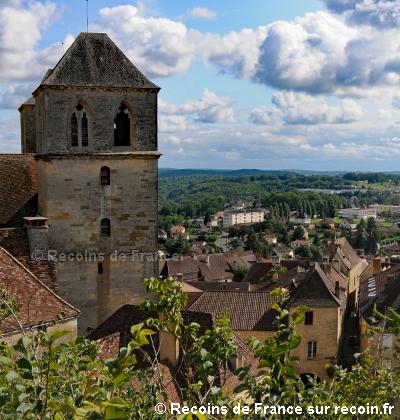 Cité médiévale de Gourdon