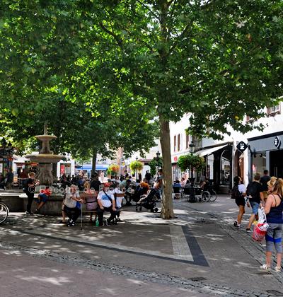 la Grand Rue de Haguenau