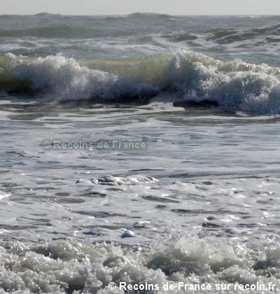 Grande Plage de l'île d'Oléron