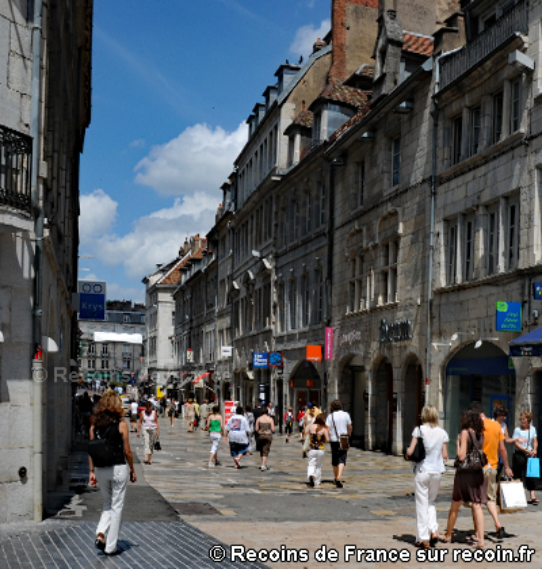 Grande Rue de Besançon