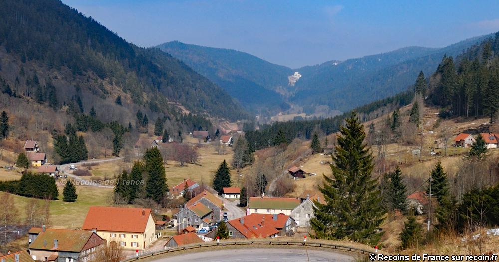 Haute vallée de la Meurthe
