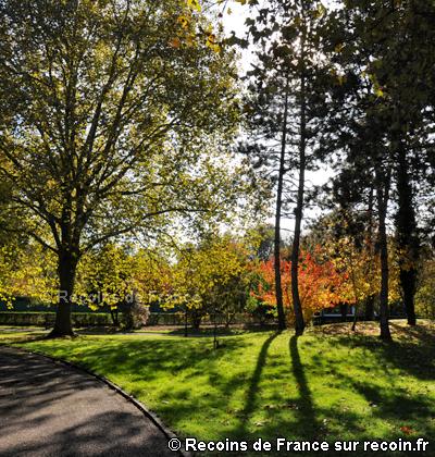 Jardin Anglais de Vesoul