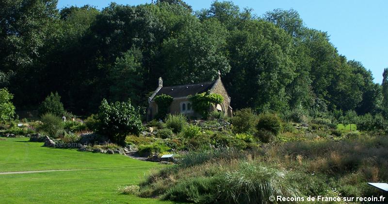 jardin botanique de nancy sur
