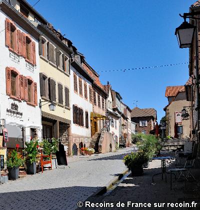 Vieille Ville de la Petite Pierre