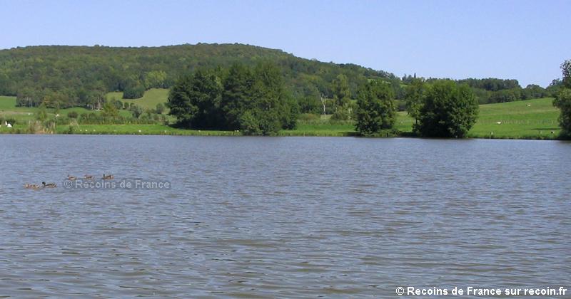 Lac de la Mézelle