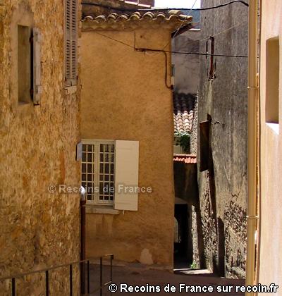 Ruelles de la Cadière d'Azur