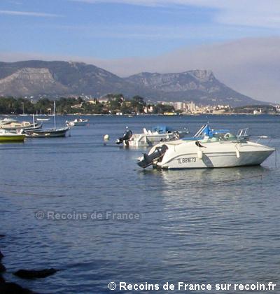 Corniche de Tamaris