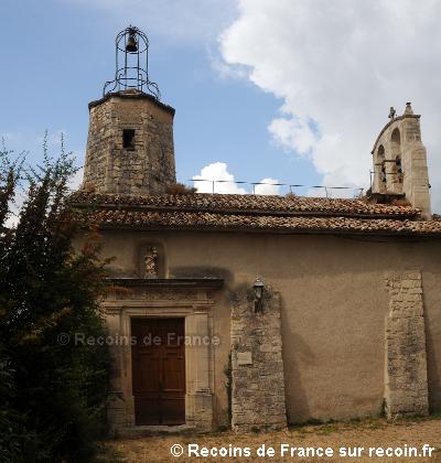 Village crèche du Beaucet