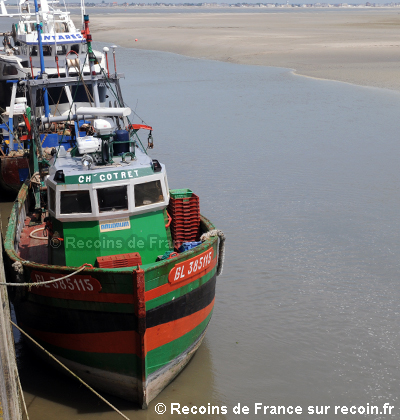 Petit port du Hourdel