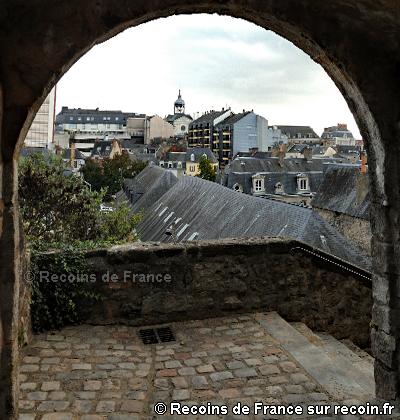 Centre historique du Mans