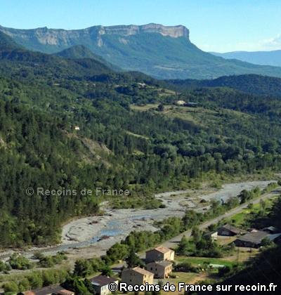 Dans  les Hautes Terres de Provence