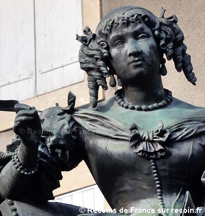Madame de Sévigné à Grignan