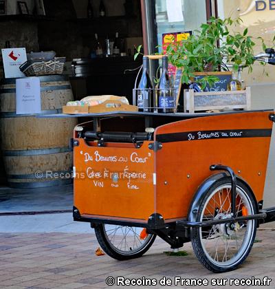 Marché de Beaumes de Venise