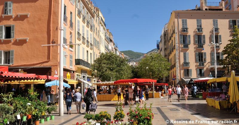 Le marché de Provence