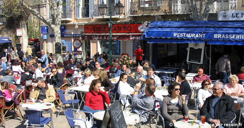 Marché provençal de Saint Cyr