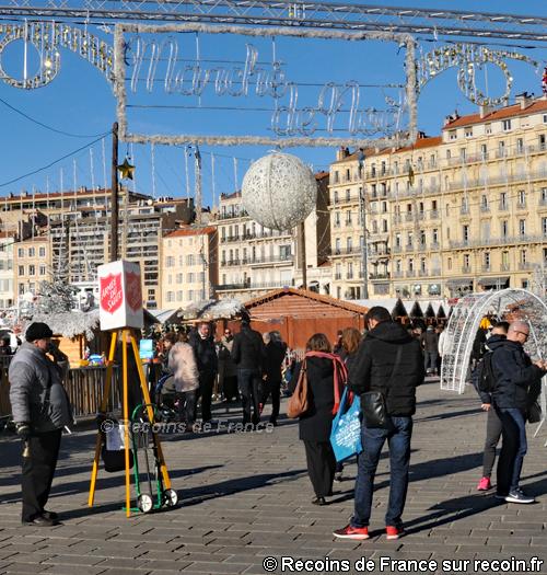 Marché de Noël de Marseille