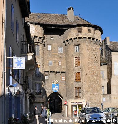 Ville De Sainte Urcize Lozere