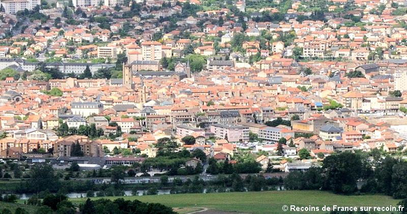 Centre ancien de Millau